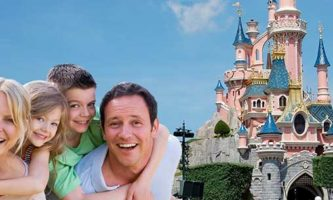 Book A Shuttle To Disneyland Paris With Parisprivatecab.Com