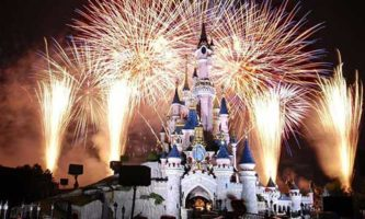Getting From Charles De Gaulle To Disneyland Paris