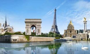 Paris City Tours-City Sightseeing