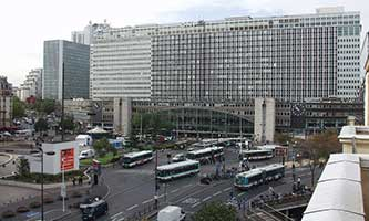 Getting From Charles De Gaulle Airport To Montparnasse