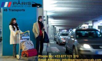 Book Your Paris Transfer Services At Paris Private Cab